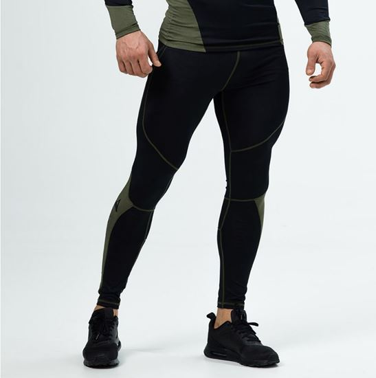 Picture of PANTS COMPRESSION BLACK